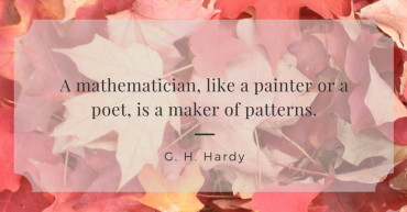 G. H. Hardy Quote